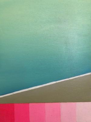 Sunrise Poolside by Neal Breton