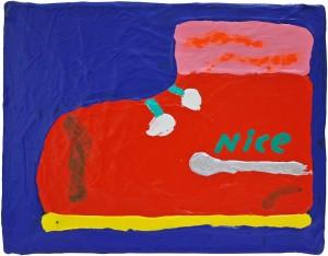 Nice Shoe by Misaki Kawai