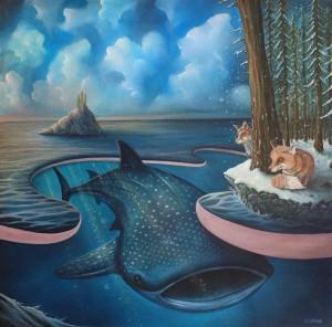 Fox Island by Graham Curran