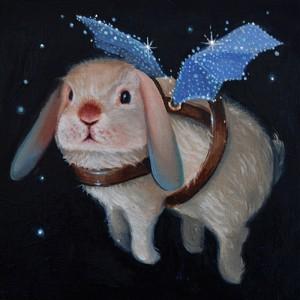 Identity Bunny by Susanne Apgar