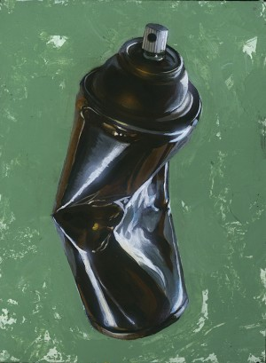 Spray Can Study by William Joseph Dunn
