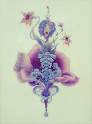 High Tea by Edith Waddell