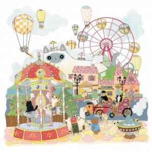 Merry-Go-Round by Shanghee Shin