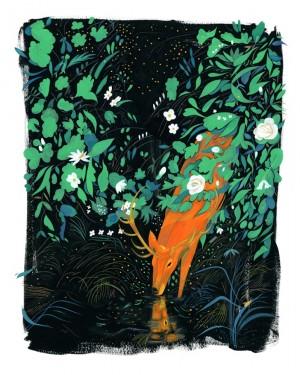 Fireflies by Jon Lau