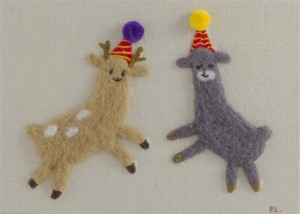 Party Animals by Po Yan Leung
