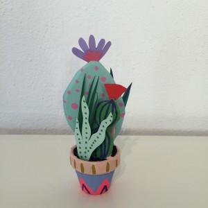 Small Cactus by Kim Sielbeck 10
