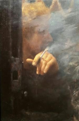Hand Study by Valerie Pobjoy