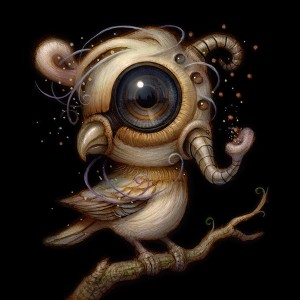 Lucid Dreamer 05 by Naoto Hattori