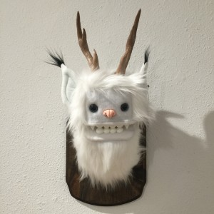 Large Yetis (White) by Yetis & Friends