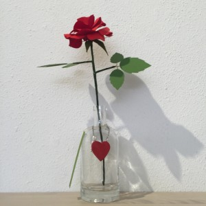 Message In A Bottle - I by Amy Van Gilder