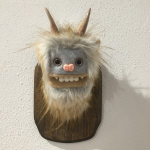 Small Yeti (Brown) 1 by Yetis & Friends