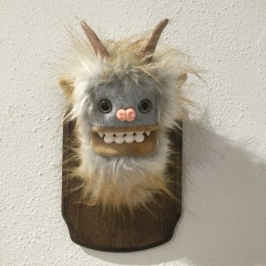Small Yeti (Brown) 2 by Yetis & Friends