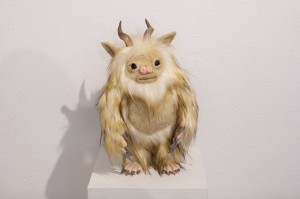 "Blizzard Beast ""Gleep"" by Yetis & Friends"