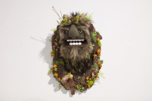 Clustered Bonnet Moss Troll by Yetis & Friends