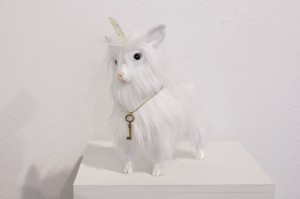 """Guardian Yeticorn """"Amalthia"""" by Yetis and Friends"""