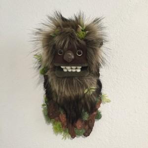 Mini Moss Troll I by Yetis & Friends