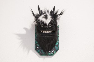 Mini Skunk Yeti I by Yetis & Friends