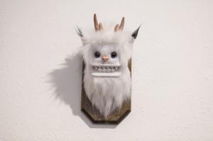 Mini Snowshoe I by Yetis & Friends