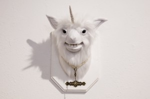 White Guardian Yeticorn by Yetis & Friends