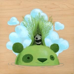 Panda Island by Cuddly Rigor Mortis