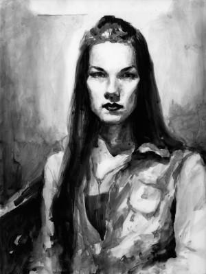 Lauren by Valerie Pobjoy