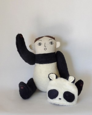 Little Impostor by Po Yan Leung