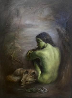 Nightshade by Valerie Pobjoy