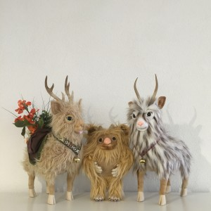 Frederick the Spotted Beast by Yetis & Friends with Rosemary and Cheerio
