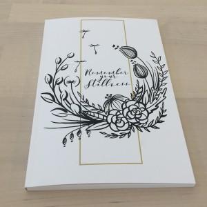 "Art Journal ""Remember Your Stillness"" by Emiko Woods"