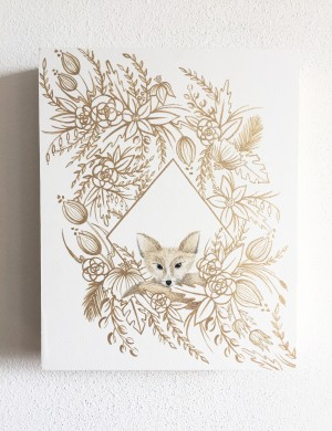 Kit Fox by Emiko Woods
