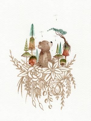 Wherever I Go - Summer by Emiko Woods