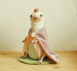 Artemon Moonfrog by Daria Lapto