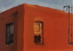 Local - Brick Building by K.L. Britton