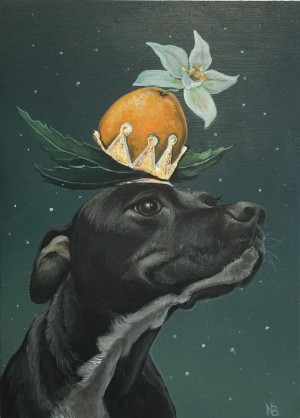 Queen of the Orange Blossoms by Nicole Bruckman