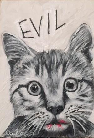 Evil by Douglas Alvarez