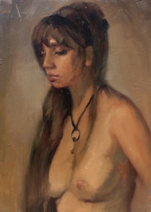 Alycia by Valerie Pobjoy