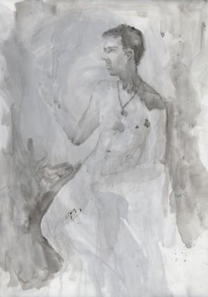 Figure Study by Valerie Pobjoy