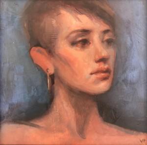 Jasmin by Valerie Pobjoy
