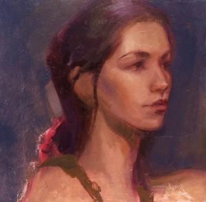 Jen by Valerie Pobjoy