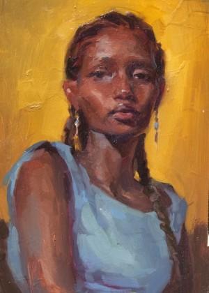 Simone by Valerie Pobjoy