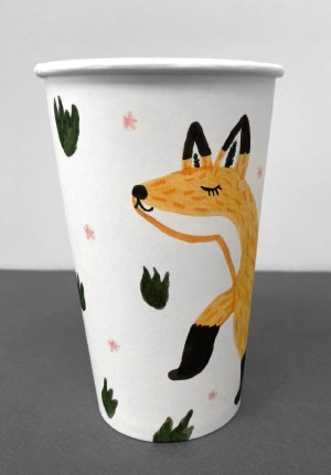 Fox by Liten Kanin 1
