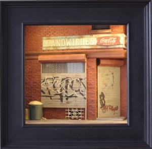Sandwiches by Randy Hage with Frame