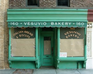 Vesuvio Bakery by Randy Hage