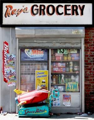 Ray's Grocery by Randy Hage