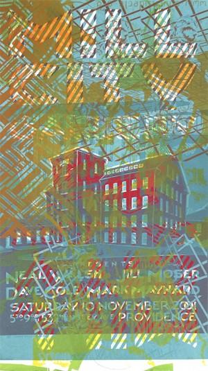 Test Print by Ian Cozzens