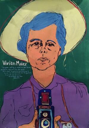 Vivian Maier by Tim Kerr