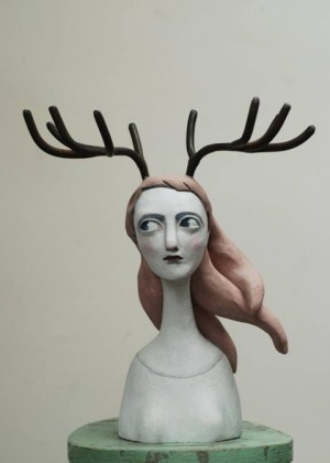 My Deer by Clementine de Chabaneix