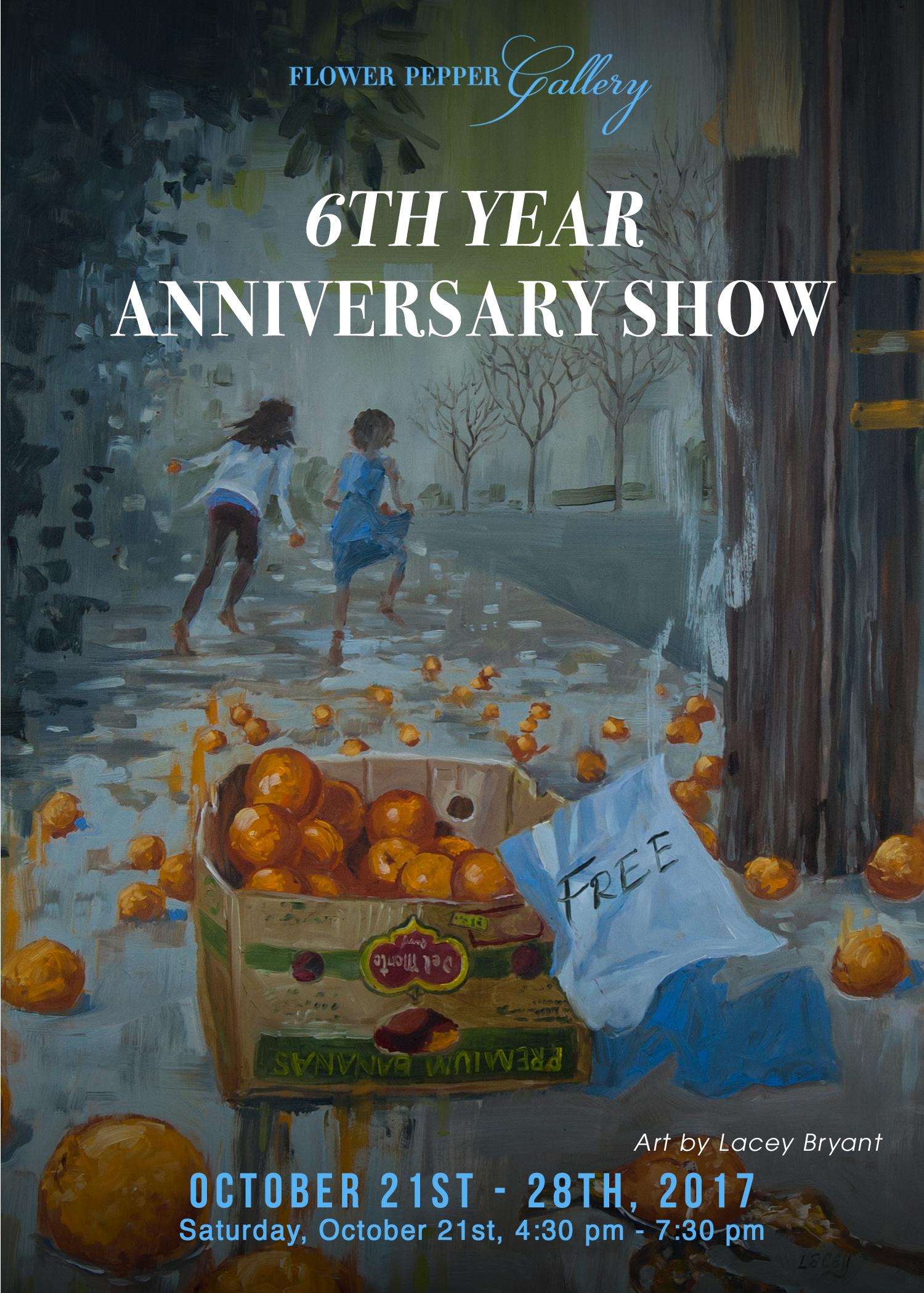 6th Year Anniversary Show