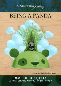 Being A Panda