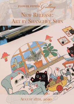 New Release by Shanghee Shin